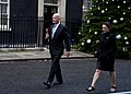 William Hague briefs 10 Downing Street after Israeli Prime Minister is summond to Foreign Office (12886167785).jpg