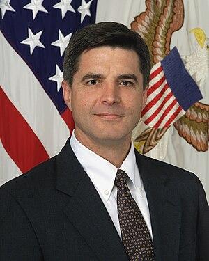 William J. Haynes II - Image: William J. Haynes, II in 2001