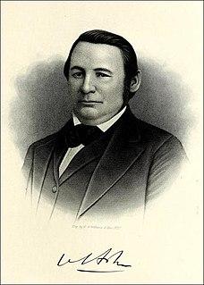 William Shepperd Ashe American politician