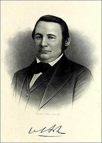 William Shepperd Ashe - Image: William Shepperd Ashe