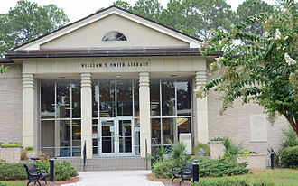 South Georgia State College - William S. Smith Library