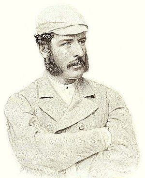 William Yardley (cricketer) - Image: William Yardley Cricketer Writer