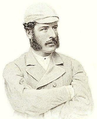 William Yardley (cricketer) - Image: William Yardley Cricketer Writer