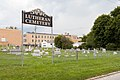 Williamsburg Historic District (Williamsburg, Pennsylvania) Lutheran cemetery.jpg