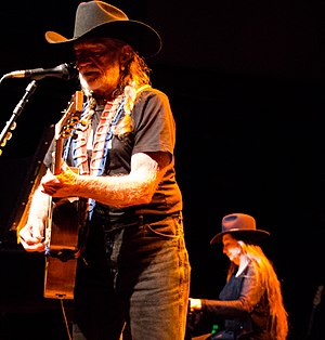 Bobbie Nelson - (L-R) Willie and Bobbie Nelson performing in concert in 2012