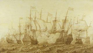 Battle of the Gabbard battle of the First Anglo-Dutch War