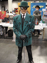 Wizard World Anaheim 2011 - the Riddler (5674469493).jpg
