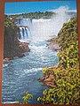 Wodospad Iguazu na puzzlach 1000 elementów Clementoni w Poznaniu - kwiecień 2020.jpg