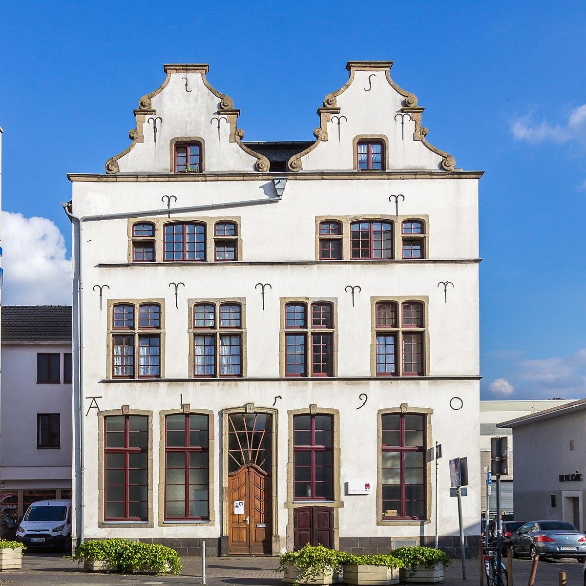 Köln Literaturhaus