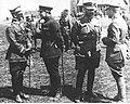 Wojna polsko-sowiecka - gen A. Listowski ataman Semen Petlura NAC 1-H-391.jpg