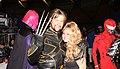 Wolverine and Eva Rinaldi (5845015946).jpg