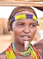 Woman, Dassanech Tribe, Ethiopia (15091770789).jpg