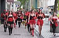 Women in fancy dress in Cardiff, Wales, UK-29May2010.jpg