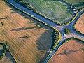 Woodcote Roundabout - geograph.org.uk - 407040.jpg