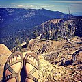 Wrangell Gap & Siskiyou Gap - Pacific Crest Trail Hiking-Rogue River Siskiyou (25139092092).jpg
