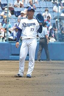 Yūya Yanagi Japanese baseball player