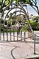 Yaacov Agam sculpture at Kahala.jpg