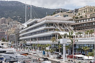 Yacht Club de Monaco Monegasque sailing club