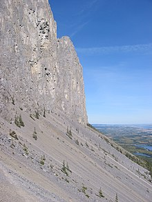Yamnuska bottom cliff.jpg