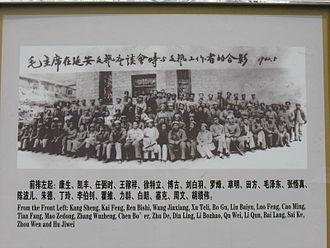 Yan'an Rectification Movement - Yan'an (1942)
