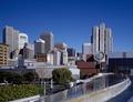 Yerba Buena Gardens, built atop Moscone Convention Center, San Francisco, California LCCN2011635401.tif