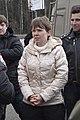 Yevgeniya Chirikova in Khimki Forest 2.jpg