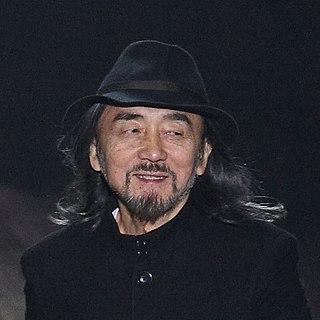 Yohji Yamamoto Japanese fashion designer