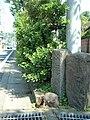 Yokosuka Suidoumichi KamakuraZaimokuza.JPG