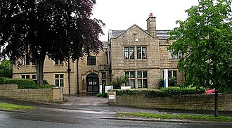 Greengates - Image: Yorkshire Eye Hospital Harrogate Road, Greengates geograph.org.uk 435846