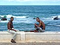 Young Men in Barra - Near Salvador - Brazil.jpg