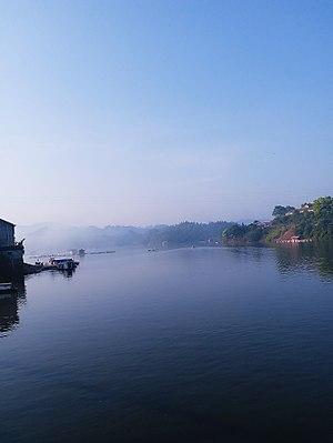 Yuan River - Image: Yuan River in Yuanling County of Huaihua, Hunan, picture 13