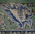 Yulin Cave 10 ceiling w winged horse (Western Xia).jpg