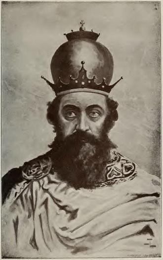 Daniel of Galicia - Daniel of Galicia (early 20th century image)