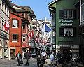 Zürich - Augustinergasse IMG 2044.JPG