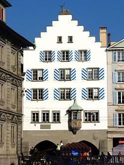 Zürich - Limmatquai - Zum Kämbel IMG 1115.jpg