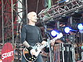 Zach Blair, Rise Against Sziget 2011 (3).JPG