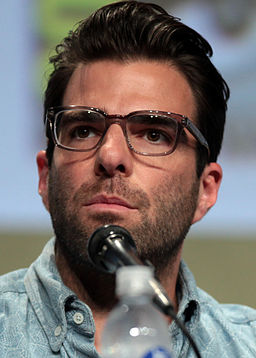 Zachary Quinto SDCC 2014