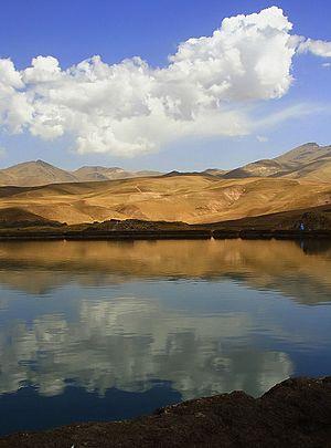 Zanjan Province - Landscape in Zanjan Province