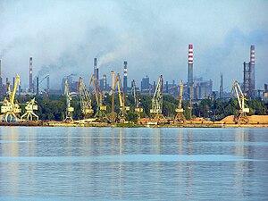 Zavodskyi District, Zaporizhia - Image: Zaporizhia Zavody