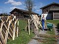 Zaunreparatur beim Museum Arlerhof in Abtenau 16.JPG