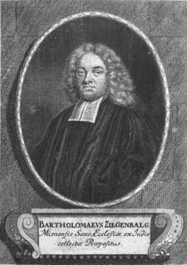 Bartholomäus Ziegenbalg