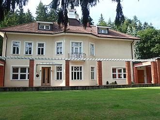 Jan Kotěra - Image: Zlín, vila Tomáše Bati (3)