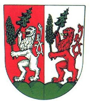 Lázně Bělohrad - Image: Znak města Lázně Bělohrad