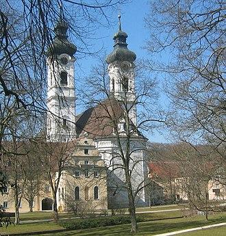 Zwiefalten Abbey - Image: Zwiefalten Abtei
