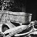 """""""Lej"""" (lijak) na sodu za nalivanje mošta, Brinje 1961.jpg"""