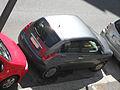 """ 12 - ITALY - Milan automobiles grey hatchback Lancia Ypsilon.JPG"