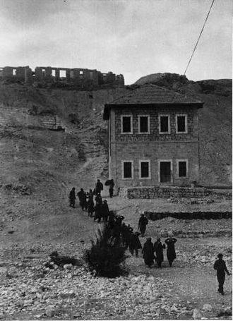 Battle of 'Auja - Egyptian soldiers taken prisoner 28 December 1948