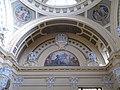 'Power', allegorical mosaic. Czigler Wing, Széchenyi Bath, Budapest.jpg