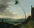 'Tomb and Distant View of Rajmahal Hills' (1782) by William Hodges.jpg