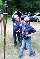 'Wolves and Tigers and Bears – Oh My!' – Scouts conduct mass 'promotion' at local camp 140603-A-XX000-002.jpg